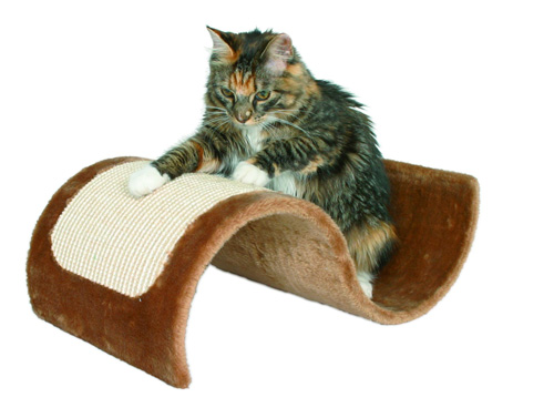 Petlinks System Dream Curl Curvy Two-Surface Scratcher