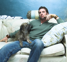 Separation affects dogs and cats